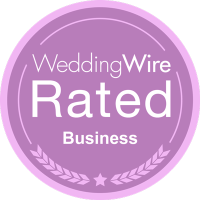 Wedding Wire Rated Business