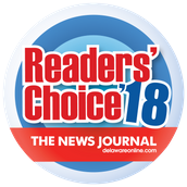 Reader's Choice Award 2018