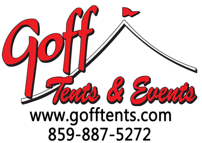 Goff Tents and Events